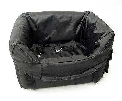 Hundeautositz,Hunde Autositz BLACK ELEGANCE Hundesitz,Transport, Reise mit Hund