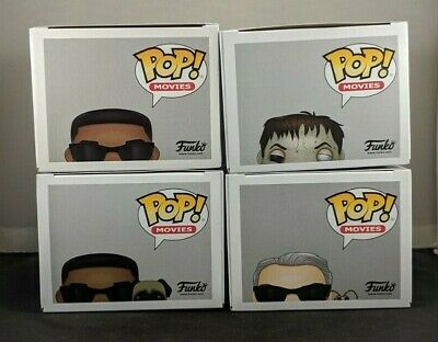 Funko Pop! Movies: Men In Black  FUNKO SHOP EXCLUSIVE  FULL LOT  FREE SHIPPING 7