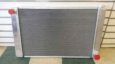 "GM Chevy Style 19/""x26/"" Aluminum Universal Radiator Heavy Duty Extreme Cooling"
