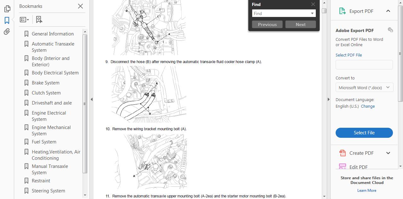 Kia Ceed Wiring Diagram - Schematics Online