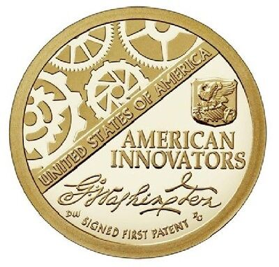 2018 S PROOF American Innovation Dollar $1 in US Mint OGP w/ COA 2