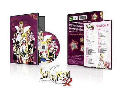 Sailor Moon DVD Complete English Series Collection (34-Disc set) 3