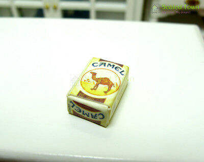 2pcs Dollhouse Miniature 1:12 Cigarette Tobacco Pack Model Bar Room Store Decor 7