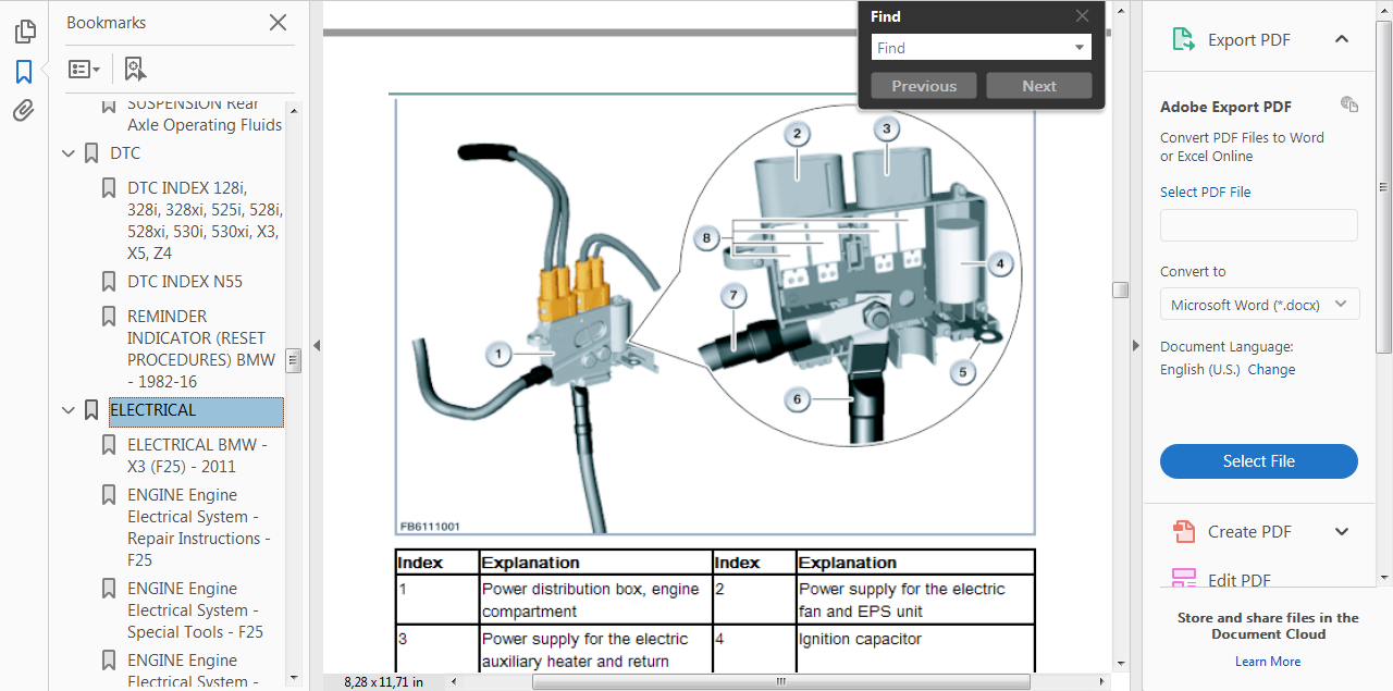 2011 Bmw X3 Engine Diagram - Wiring Diagram Home