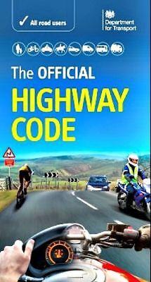 Latest Official Highway Code Book Valid  2019 Test DVSA DVLA UK Driving Test Hw 2