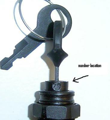 Evinrude Johnson Ignition Key # 76 Replacement Outboard Starter Boat 127592