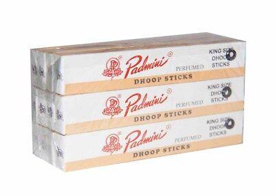 Padmini King Size Dhoop Sticks 10pcs  X 12 Packs 2