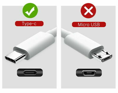 USB-C to USB-A Cable 1m/2m with Fast Charge Fast Data for Google Samsung Huawei 3