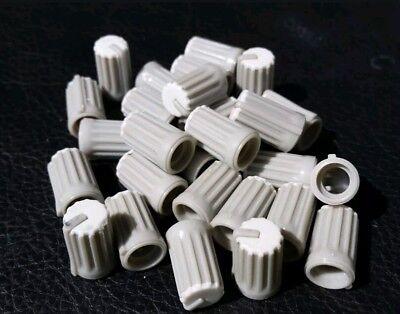 1 WHITE Slider Knob part for Behringer model MX3282A /& MX2442A Eurodesk Mixer
