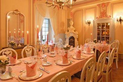 3 Tage Romantik mit Frühstück und Abendessen Hotelgutschein im Schloßhotel