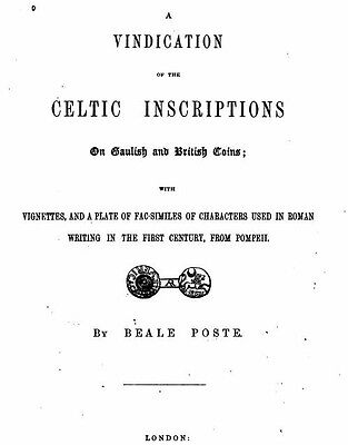 DVD 115 rare  works on celtic and gallic coins 2