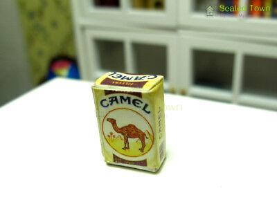 2pcs Dollhouse Miniature 1:12 Cigarette Tobacco Pack Model Bar Room Store Decor 9
