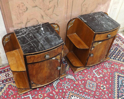 Art Deco couple of bedside wonderful design XX sec contact us for shipping 4