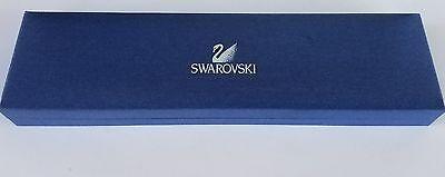 Swarovski  Ballpoint Pen, Anthrasite New in box