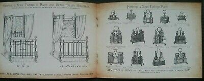 Victorian House Furnishings Designs Catalogue  **(See Description For Details)** 8