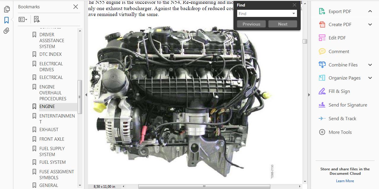 *WORKSHOP MANUAL SERVICE & REPAIR GUIDE for BMW 5 SERIES F10 2009-2017  +WIRING