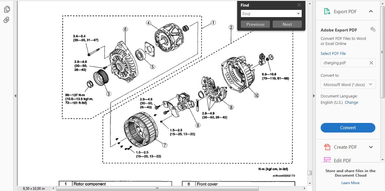 OFFICIAL WORKSHOP Manual Service Repair Mazda CX-9 2006-2015 ...