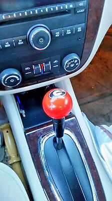 NEBRASKA CORNHUSKERS SHIFT Knob Pool Billiard Ball Threaded Custom Gear  Shifter