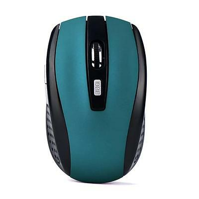 2.4GHz Wireless 2000DPI Cordless Optical Mouse Mice USB Receiver for PC Laptop H 3