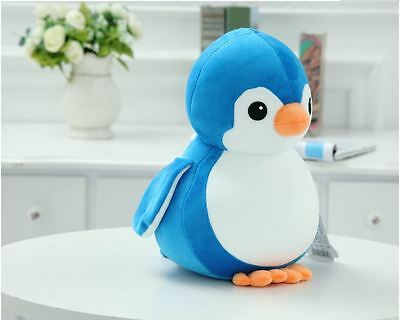 Hot 8 Cute Penguin Kids Plush Toy Stuffed Animal Toy Doll Pillow