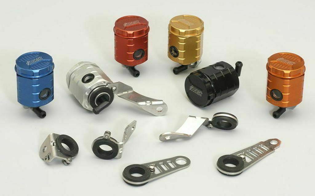 GSG Bremsbehälter vorne Rot eloxiert Honda CBR 1000 RR SC57 2004-2007 ABE NEU