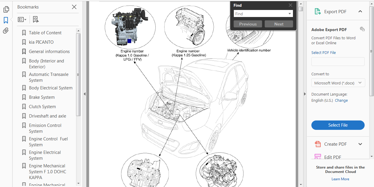 WORKSHOP MANUAL SERVICE & REPAIR GUIDE for KIA PICANTO G ... on kia radio wiring harness, kia steering diagram, kia service, kia air conditioning diagram, kia optima stereo diagram, kia parts diagram, kia fuel pump wiring, 2012 kia optima radio diagram, kia transmission diagram, kia soul stereo system wiring, 05 kia sportage radio wire diagram, kia belt diagram, kia relay diagram, kia fuse diagram, kia ecu diagram, kia sportage electrical diagram, kia engine diagram,