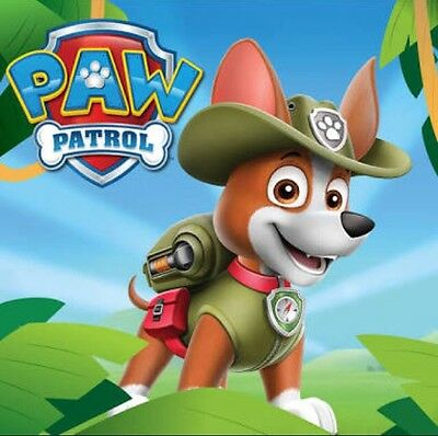 Paw Patrol Tracker Racer Jungle Pup Rescue Vehicle GENUINE AUTHENTIC With Tags 4