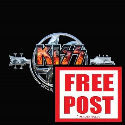 Kiss (2 Cd) 40 : Decades Of Decibels ~ Greatest Hits / Best Of *New* 2
