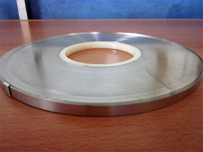 32ft 10 meter 0.15mmX8MM Pure Nickel Plate Strap Tape for Battery Spot Welder 4