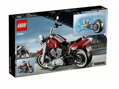 LEGO 10269 Harley Davidson Fat Boy Creator Expert Motorrad Bike 2