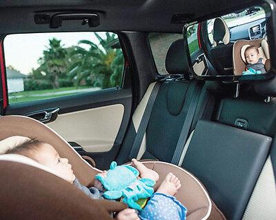 Baby Autospiegel Rückspiegel Sicherheitsspiegel Babyschale Kinder Spiegel Zi 05