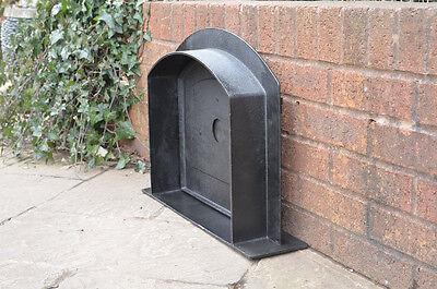 58.5 x 43 cm cast iron fire door clay bread oven doors pizza stove smoke house N 9