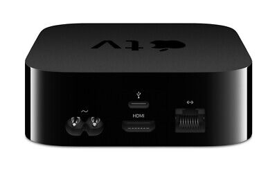 Apple TV 4th Generation 32GB Black MR912LL/A 2