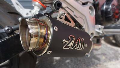 ZoOM Exhaust Honda MSX 125 GROM 125SF 2013-2019 Full System