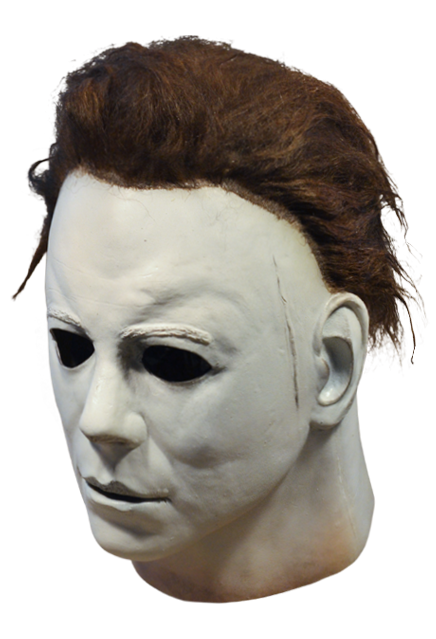 Halloween Michael Myers Mask 1978 by Trick or Treat Studios In Stock 5