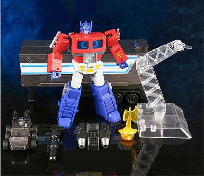 """New In Stock JINBAO Action Figure Optimus Prime Megatron G1 MP10 Enlarged DX9 5/"""""""