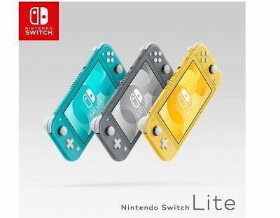 Nintendo Console Switch Lite Colore Grigio Garanzia Italia 24 Mesi 4