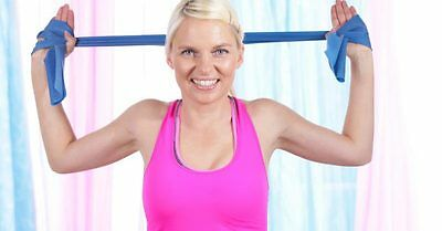 HEAVY INDIGO BAND Pilates Barre Crossfit Cross Training Resistance Yoga Exercise