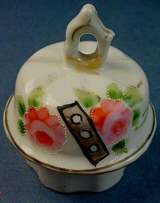 Antique Japanese Nippon Porcelain Victorian Chocolate Pot