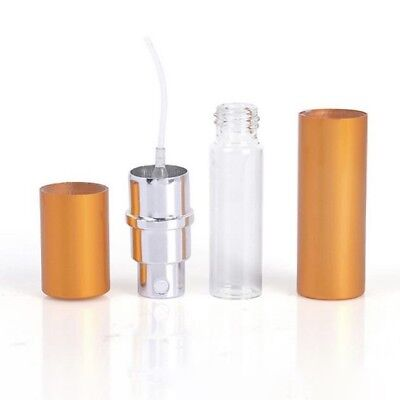 Refillable Perfume Atomiser Atomizer Aftershave Travel Holiday 6ml Spray Bottle 2