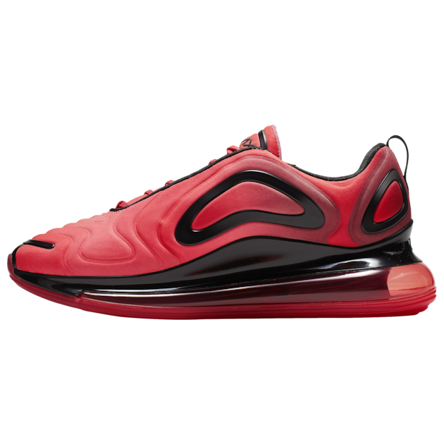 NIKE AIR MAX 720 Bright Crimson Ember Glow Red 2019 Laufen