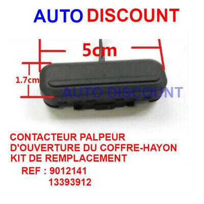 POIGNEE BOUTON DU HAYON AVEC PALPEUR COFFRE 9012141 ORI CHEVROLET ORLANDO 11