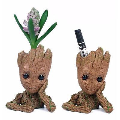 16cm Guardians of the Galaxy Vol. 2 Baby Groot Figuur Statue Blumentopf Geschenk