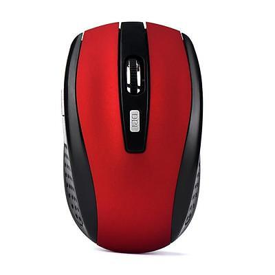 2.4GHz Wireless 2000DPI Cordless Optical Mouse Mice USB Receiver for PC Laptop H 4