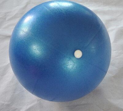 """Sale New Pilates Yoga 8/"""" Blue Ball Fitness over ball bender VP"""