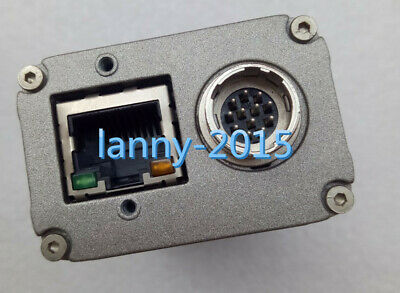 1PC used BASLER piA2400-17gc Color CCD industrial camera 4