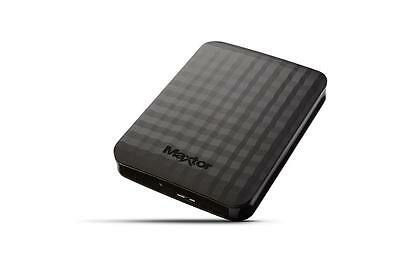 MAXTOR Hard Drive M3 1TB External HDD Slim Portable XBOX ONE 360 (Like Samsung)