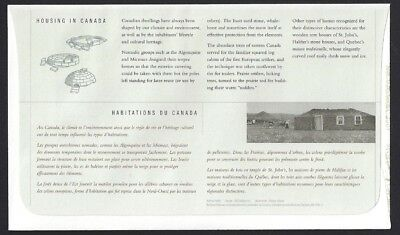 Canada    # 1755 abc    HOUSING IN CANADA    New  1998  Unaddressed 2