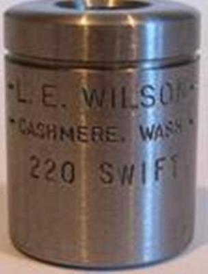Wilson Trimmer Case Holder 6XC for New// Full Length Sized Cases NCH-6XC L.E