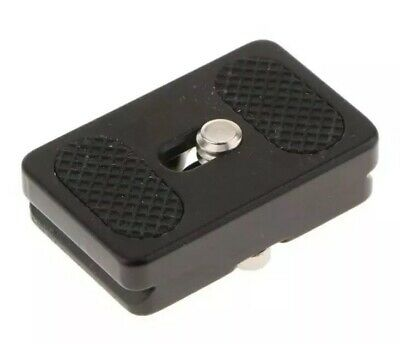 PU-25 Metal Quick Release Plate for Camera Tripod Ball Head Benro Arca Swiss Fit 4